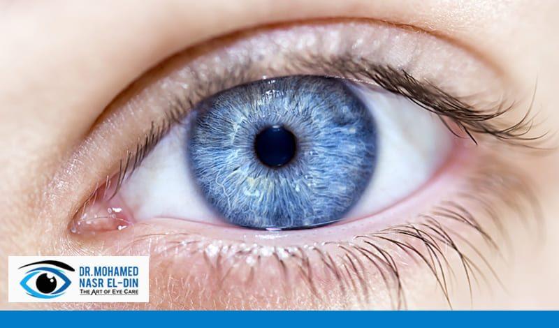مرض المياه الزرقاء في العين