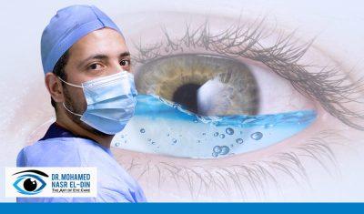 افضل دكتور لعلاج المياه الزرقاء